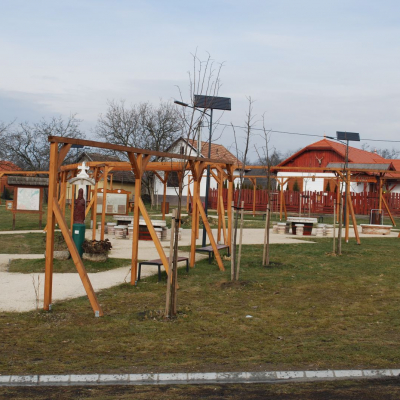 Szent Orbán tér rendezése