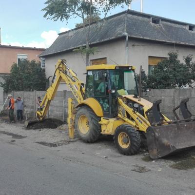 2017-ben is folytatódik a járdák építése