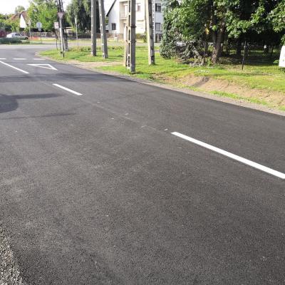 Elkészült a Kistemplom utca felújítása
