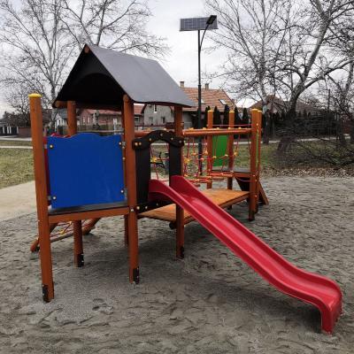 Új játékok várják a gyerekeket
