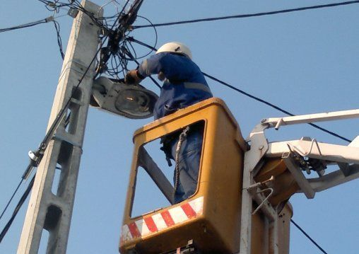 Fejlesztik a közvilágítást városunkban