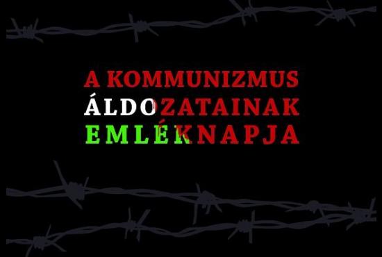 Kommunista Diktatúra Áldozatainak Emléknapja