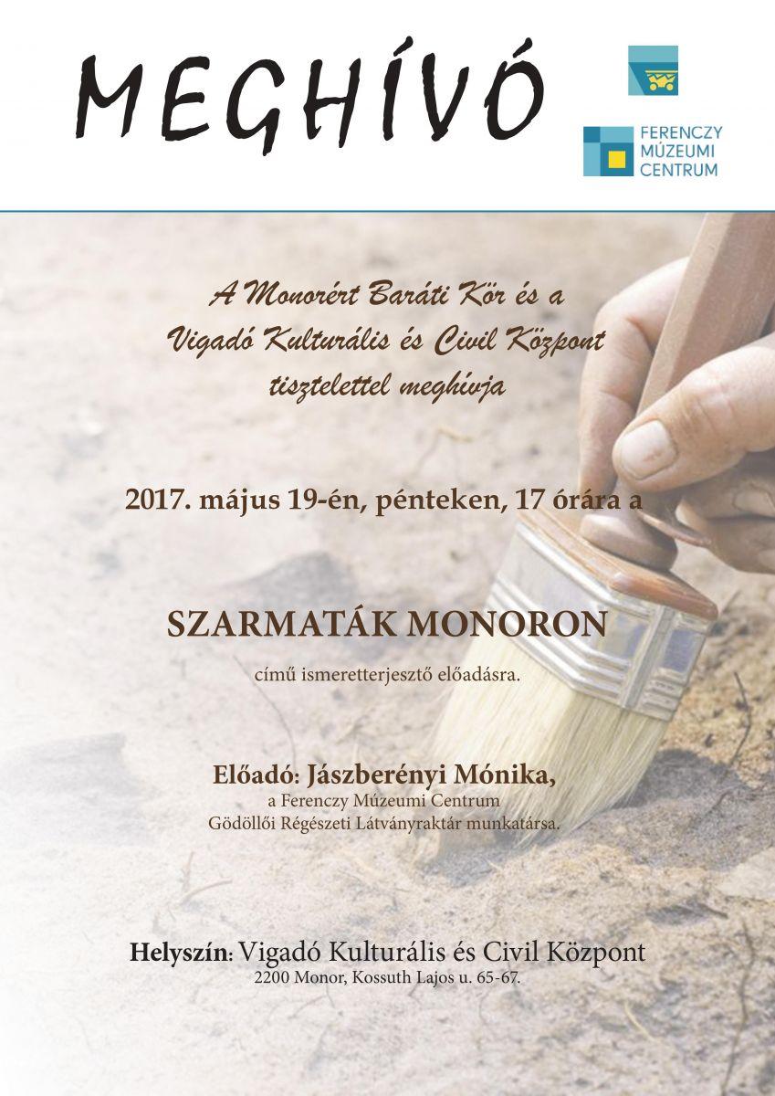 Szarmaták Monoron