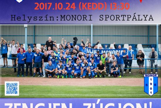 Monori SE - DVSC Magyar kupa labdarúgó mérkőzés