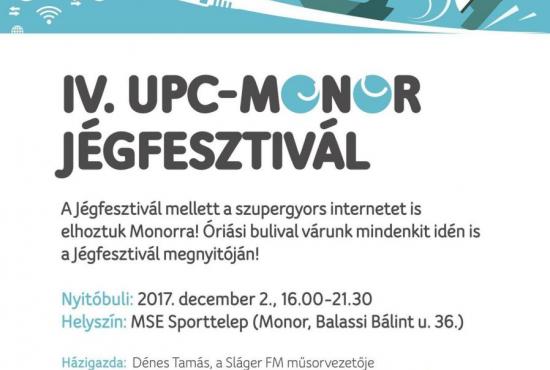 UPC-Monor Jégfesztivál