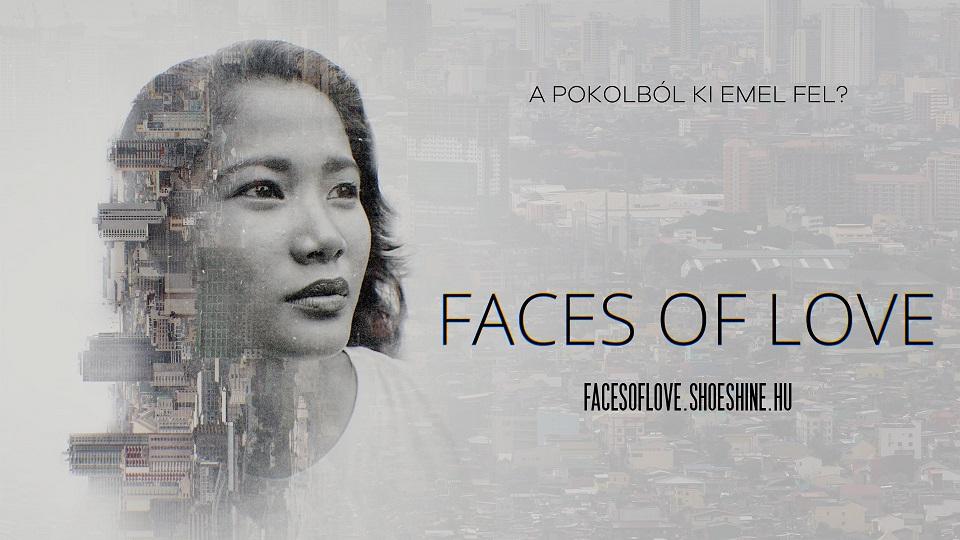 Faces of love - filmvetítés