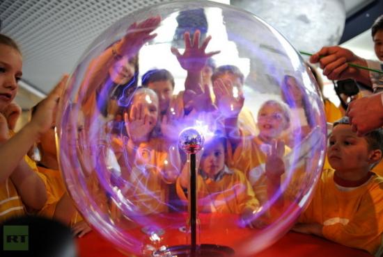 Játékos tudomány - a fizika csodái