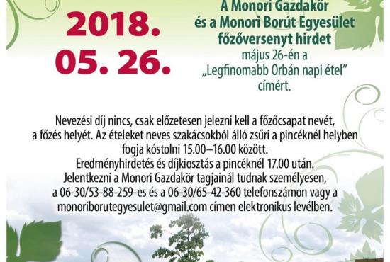 Orbán-nap Monoron