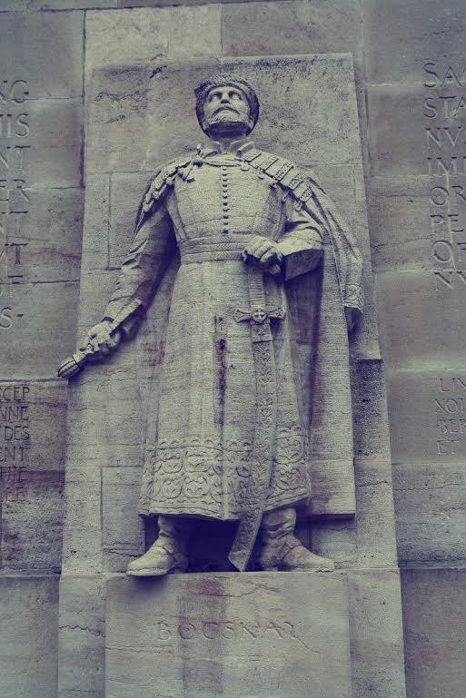 Emlékezés Bocskai István fejedelemre és a Bécsi békére