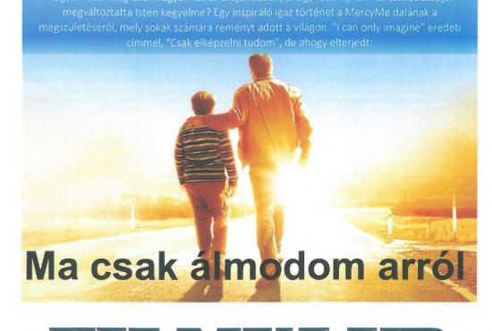 Filmklub a református gyülekezetben