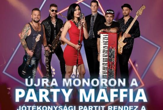 Jótékonysági parti a Monori Napsugár Óvoda javára