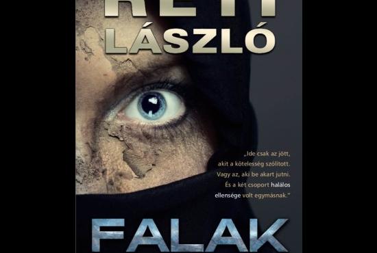 Réti László: Falak mögött című könyvének bemutatója