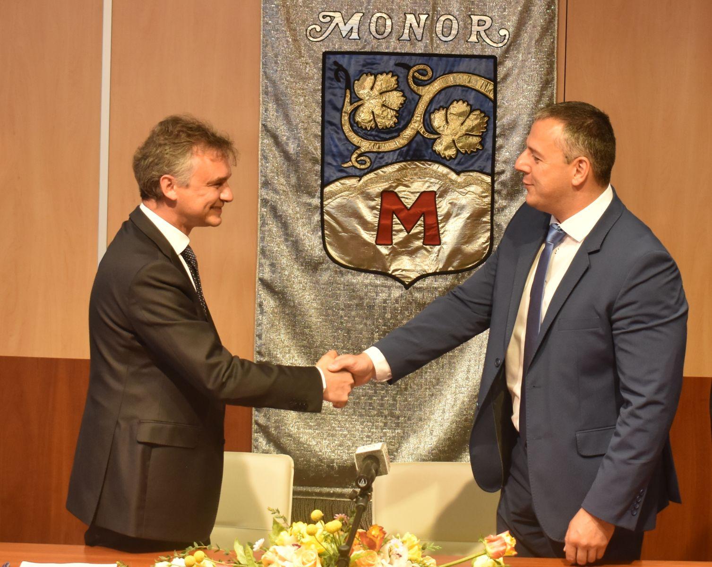 Újabb jelentős beruházás Monoron