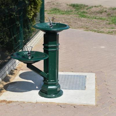 Április közepétől új ivókutak működnek városszerte