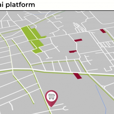Okos város térinformatika