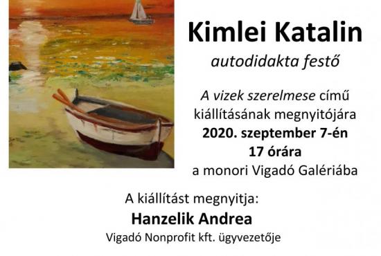 Kimlei Katalin kiállítása