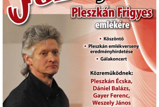 Jazz gálaest Pleszkán Frigyes emlékére