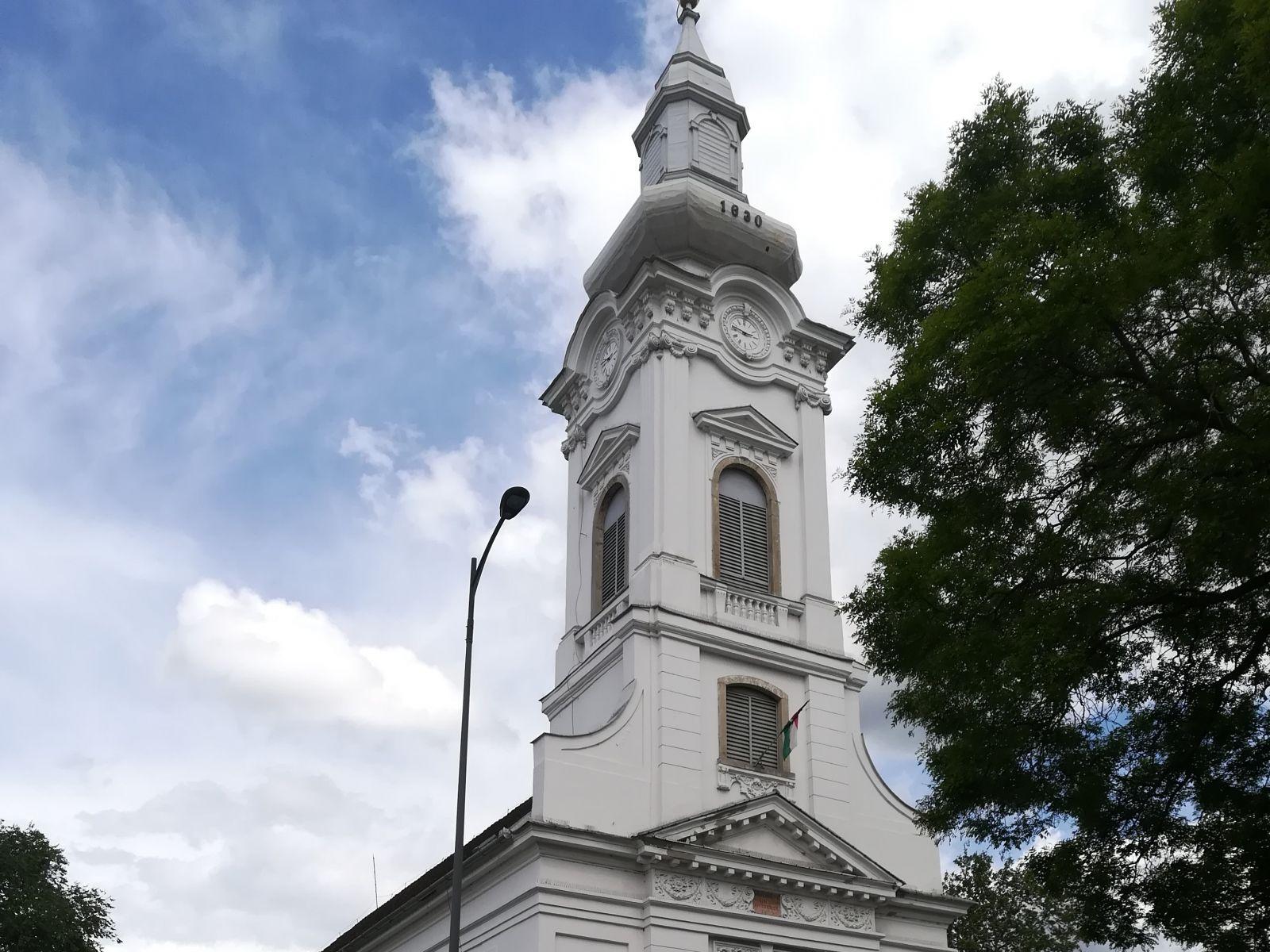 A hónap képe - Készítette: Monori Református Templom