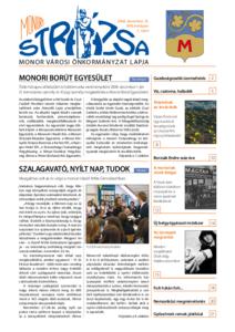 Strázsa újság, 2009 1. szám