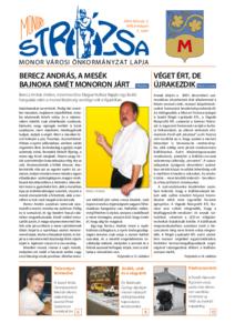 Strázsa újság, 2009 2. szám