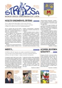 Strázsa újság, 2009 4. szám