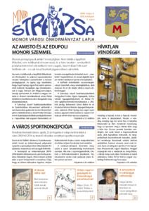 Strázsa újság, 2009 5. szám