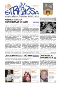 Strázsa újság, 2009 6. szám