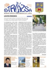 Strázsa újság, 2009 7. szám