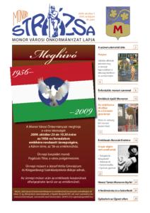 Strázsa újság, 2009 10. szám