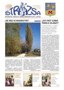 Strázsa újság, 2009 12. szám
