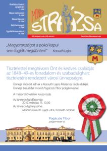 Strázsa újság, 2010 3. szám