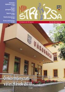 Strázsa újság, 2010 8. szám