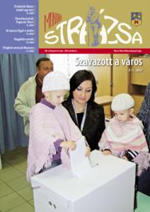 Strázsa újság, 2010 10. szám