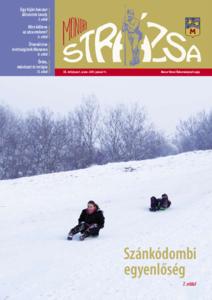 Strázsa újság, 2011 1. szám
