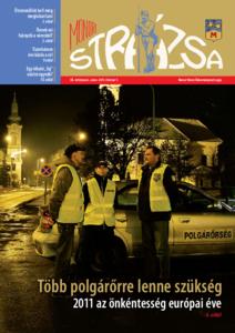 Strázsa újság, 2011 2. szám