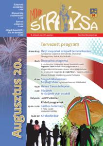 Strázsa újság, 2011 8. szám