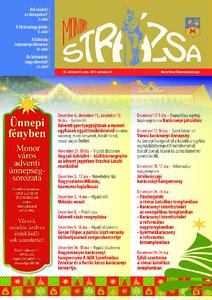 Strázsa újság, 2011 12. szám