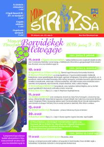 Strázsa újság, 2012 6. szám