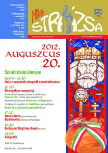 Strázsa újság, 2012 8. szám