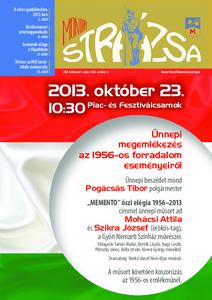 Strázsa újság, 2013 9. szám