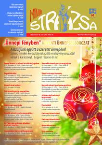 Strázsa újság, 2013 10. szám