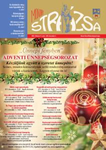 Strázsa újság, 2013 11. szám