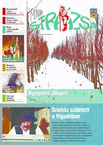Strázsa újság, 2014 2. szám