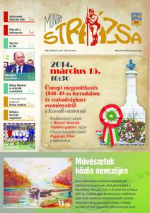 Strázsa újság, 2014 3. szám