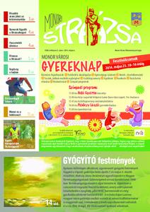 Strázsa újság, 2014 5. szám