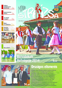 Strázsa újság, 2014 7. szám