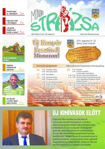 Strázsa újság, 2014 8. szám