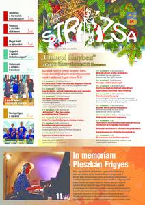 Strázsa újság, 2014 11. szám