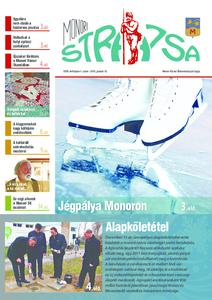 Strázsa újság, 2015 1. szám