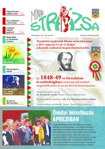 Strázsa újság, 2015 3. szám